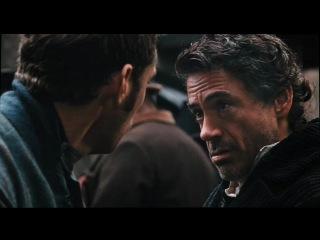 Шерлок Холмс (2009) Трейлер на русском языке